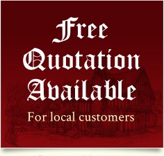 Free quotations available for local customers